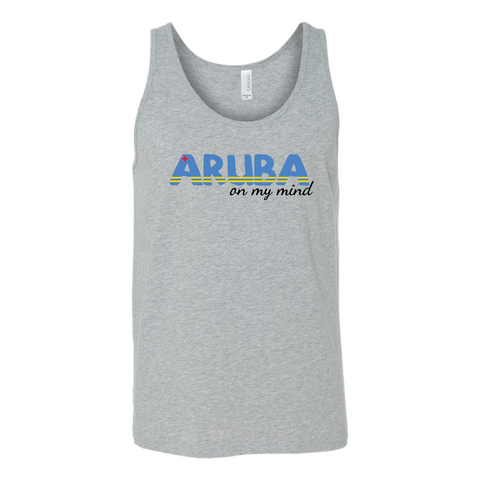 Aruba on my Mind - Unisex Tanktop