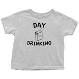 Day Drinking - Toddler Tees