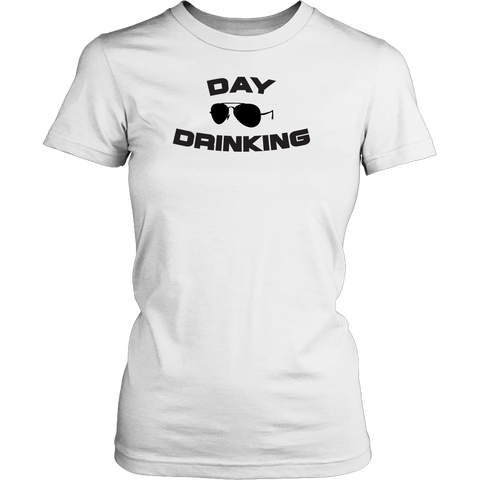 Day Drinking - Ladies Tee