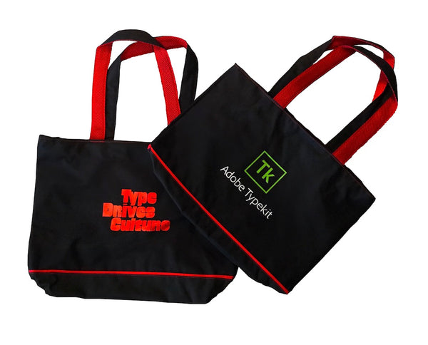 Type Drives Culture Tote