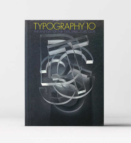 Typography 10: The Annual of the Type Directors Club
