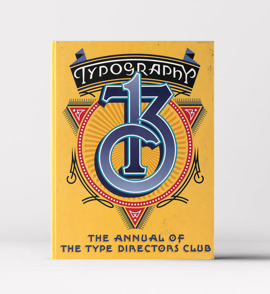 Typography 13: The Annual of the Type Directors Club