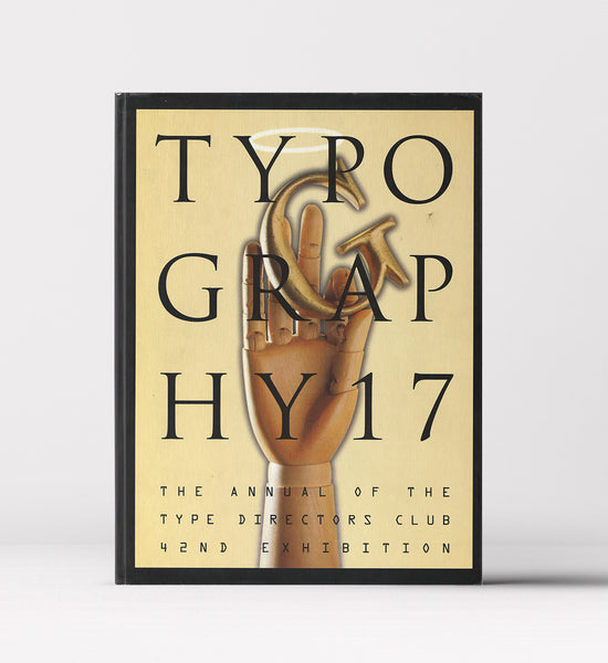 Typography 17: The Annual of the Type Directors Club