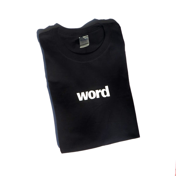 ee884d6b794 Word T-Shirt – Type Directors Club