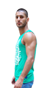 Great Minds Think Different - Tanktop - Simply Green