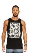 Great Minds Think Different - Tanktop - Black