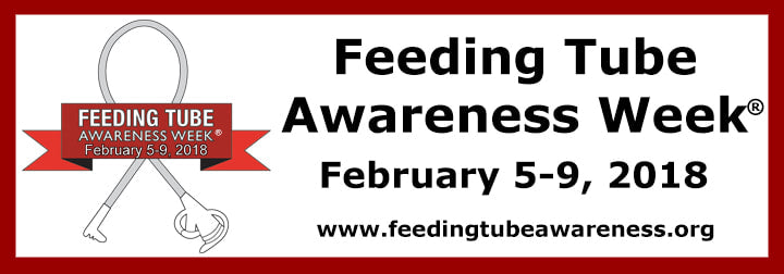 Feeding Tube Awareness Week - Press Release