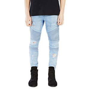 Avr Skinny Jeans - Light Blue / 29
