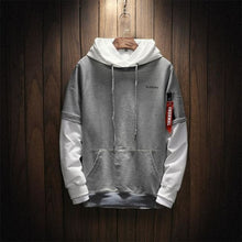 Load image into Gallery viewer, Blacktipe Hoodie - Gray / Asia M / Us Xs