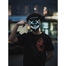 Load image into Gallery viewer, Led Power Mask - Smile - White