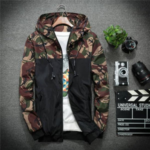 Recon Windbreaker Jacket