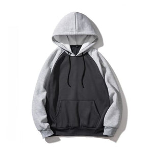 Super Sonic Hoodie - Black / Grey / Asia S / Us Xxs