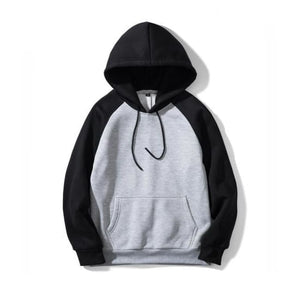 Super Sonic Hoodie - Grey / Black / Asia S / Us Xxs