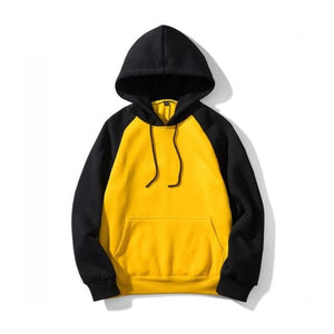 Super Sonic Hoodie - Yellow / Black / Asia S / Us Xxs