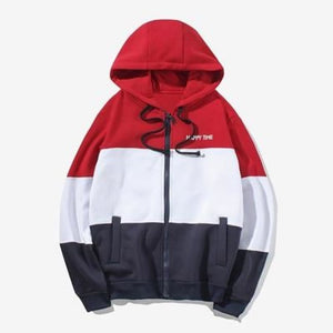 Territory Zip Jacket - Red Hat / Asia L / Us S