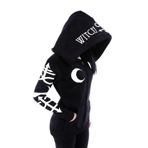 Witch Craft Jacket - Black / L