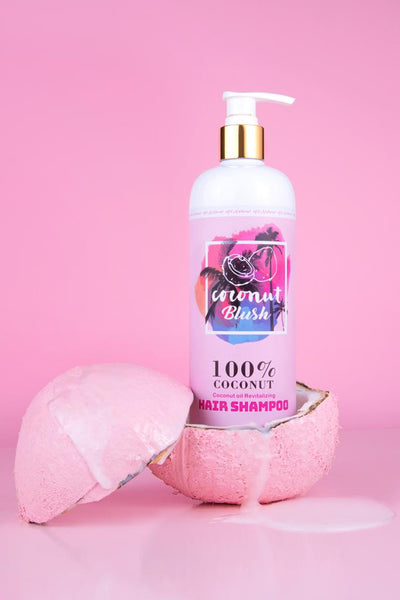 Coconut oil Revitalizing Hair Shampoo