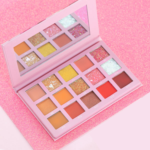 Pink Ladies Eyeshadow Palette