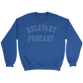 RELEVANT Podcast Collegiate Crewneck Sweatshirt