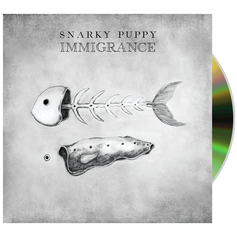 Immigrance [CD]
