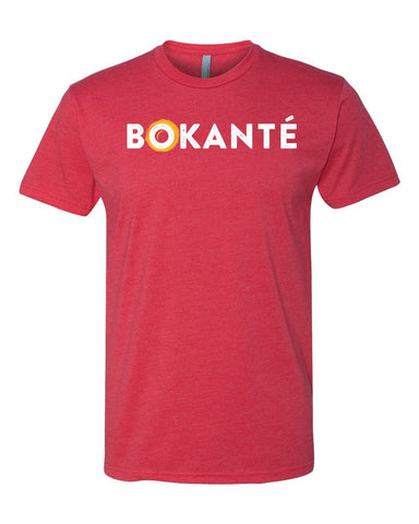 Bokante Logo T-Shirt (Red)