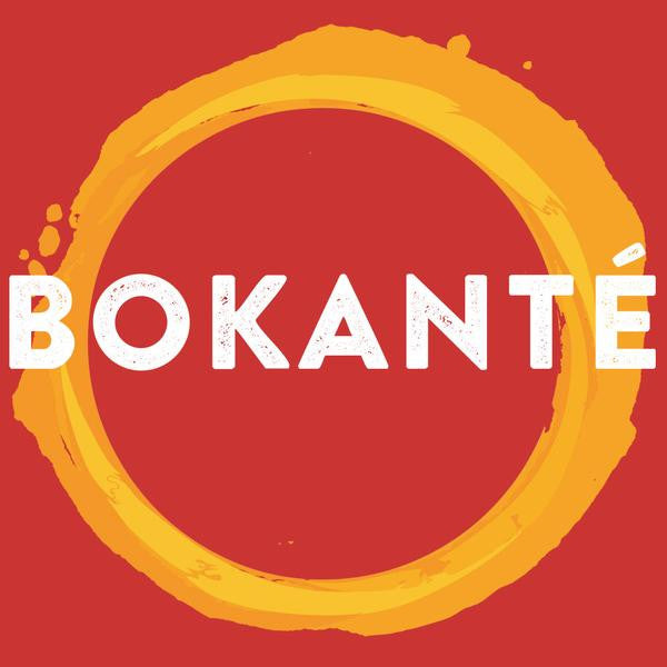 Bokante Logo Sticker