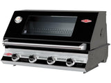 Black Beefeater 3000e 4 burner