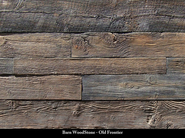 Barn WoodStone-Old Frontier - BellStone