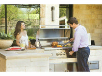 Coyote S-Series Built-In Rapid Sear Grills
