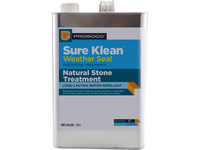 Prosoco Sure Klean Weather Seal Natural Stone Treatment