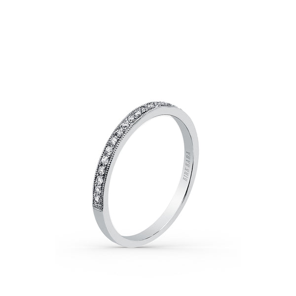 Kirk Kara Wedding band K164-B