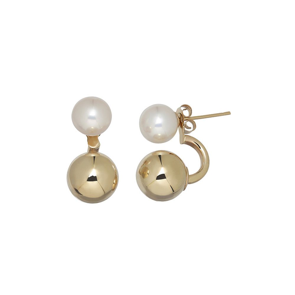 Honora Earrings LE7482WH-14K