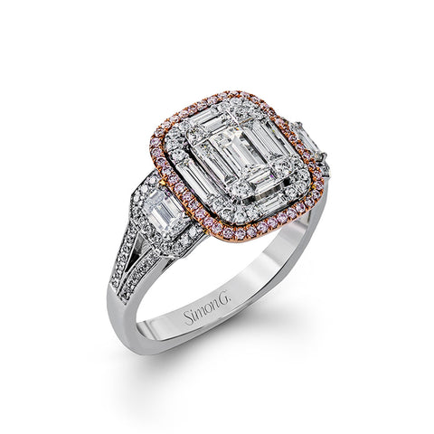 Simon G Mosaic Fashion Ring MR2638