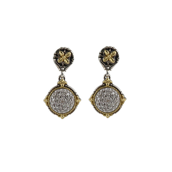 Konstantino - SS/18k YG Earrings, SKKJ548-109