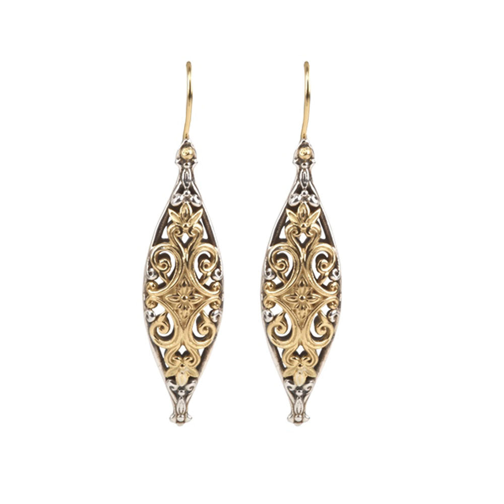 Konstantino - SS /18k YG Earrings, SKKJ571-130