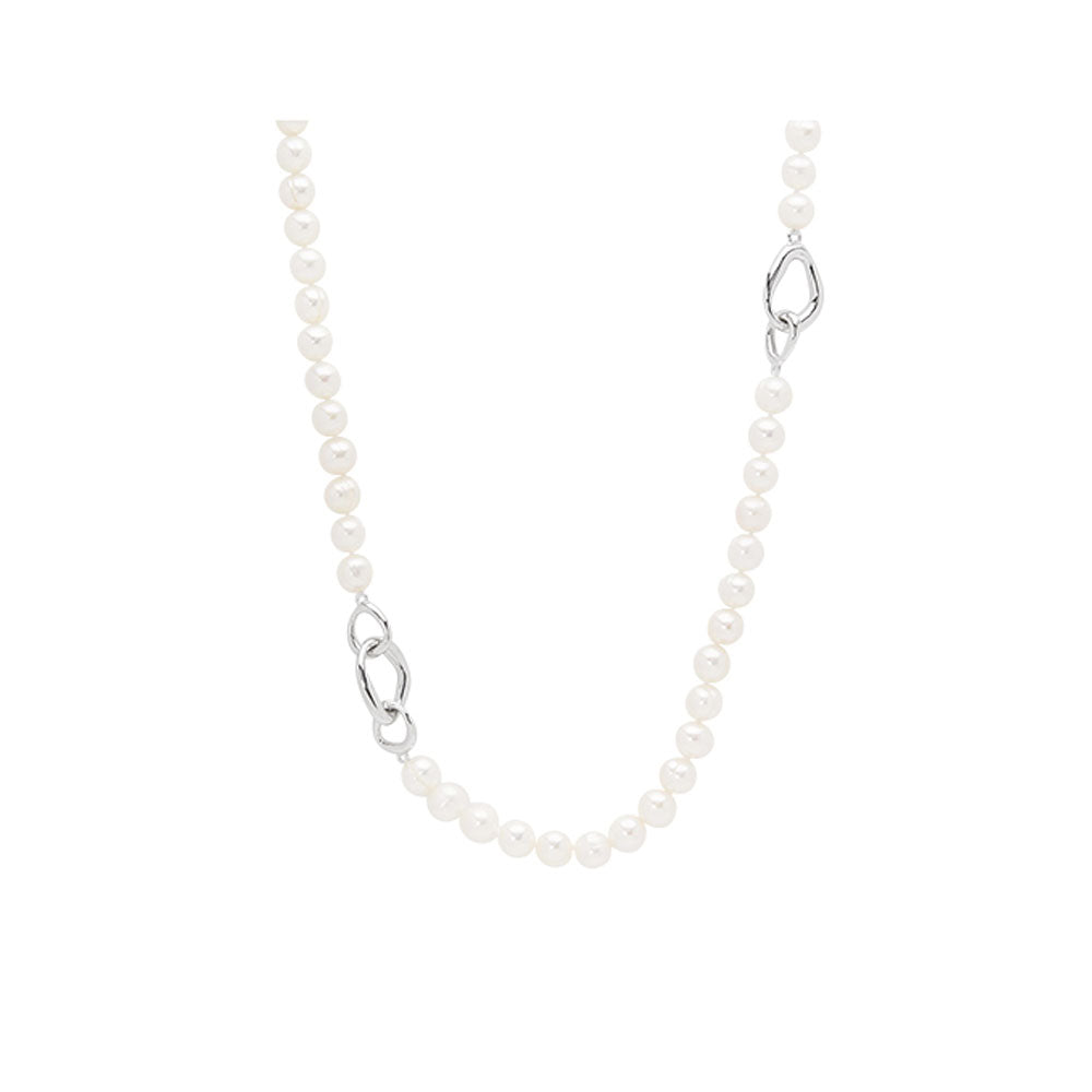 Honora Necklace SN9734SWH24