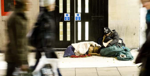 The Homeless of Glasgow