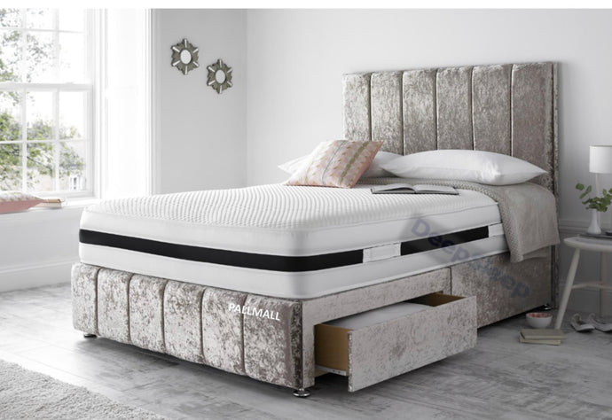 Memory Foam Elite Sprung Mattress
