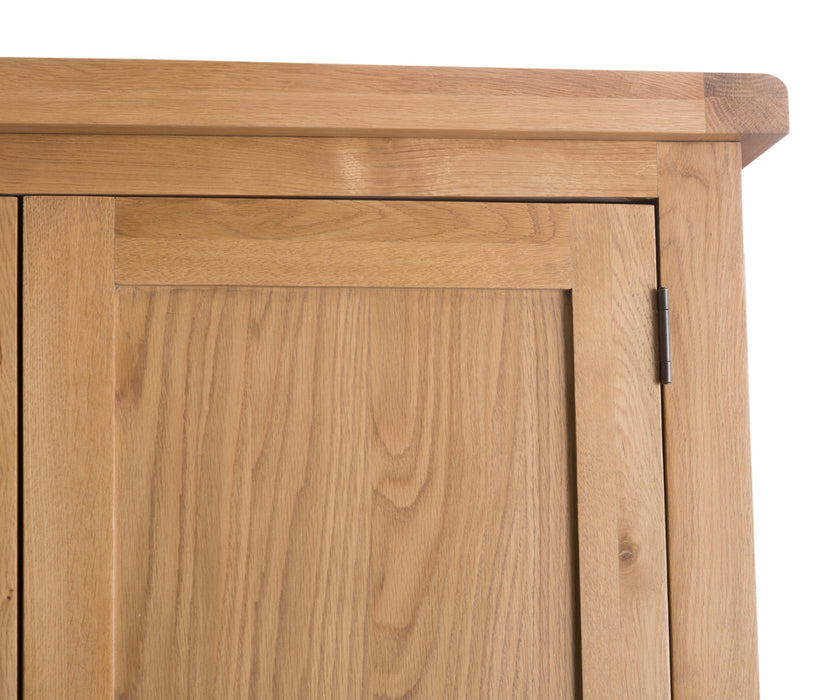 Kings Park 3 Drawer Wardrobe with Mirror