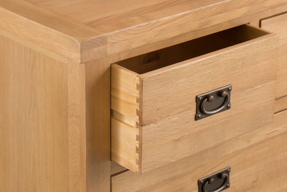 Kings Park 3 over 4 Drawer Chest