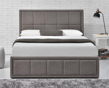 Hannover Fabric Ottoman Bed Frame