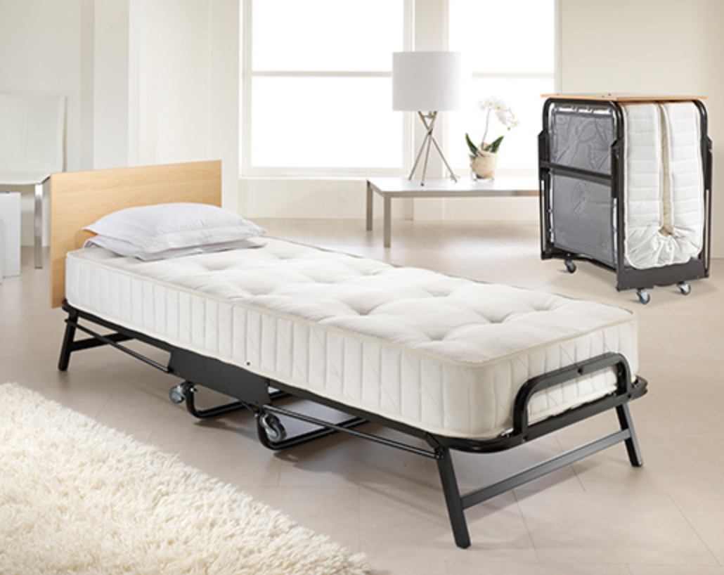 Jay-Be Crown Premier with Deep Spring Interior Mattress