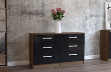 Lynx 6 Drawer Chest
