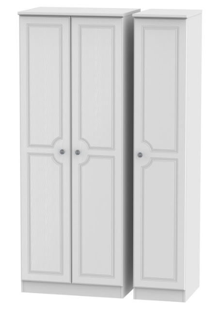 Pembroke Tall Triple Wardrobe