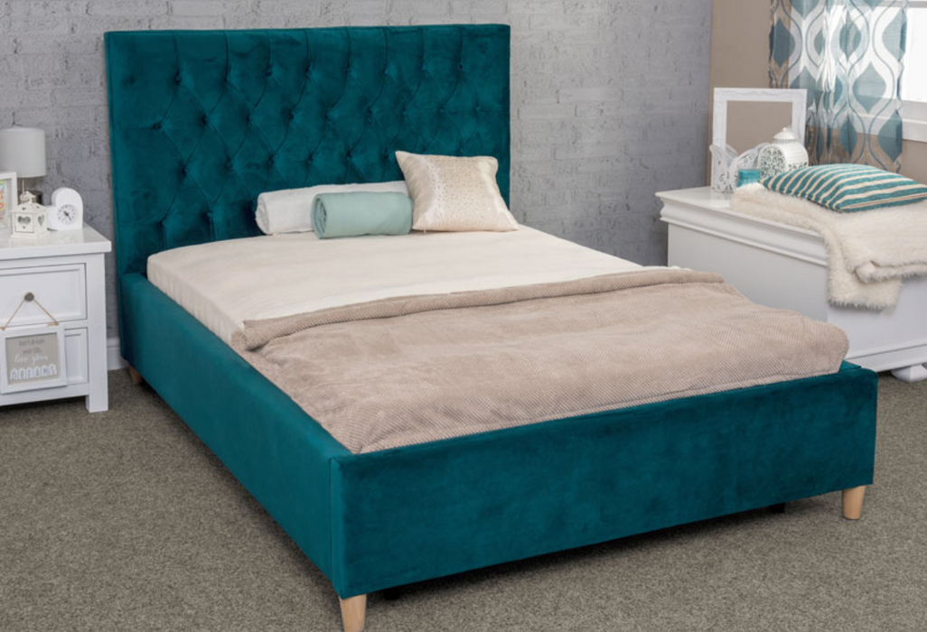 Faro Upholstered Bed Frame