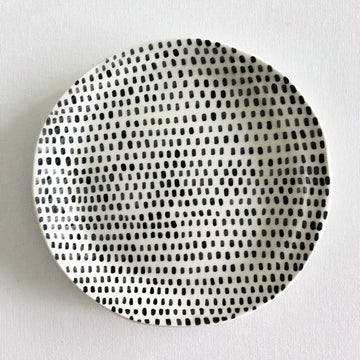 Black Pepper Plate