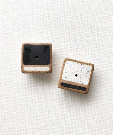 Square Vibes (Incense Holder)