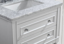 "Cape Cod 30"" Bathroom Vanity White"
