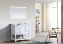 "Cape Cod 42"" Bathroom Vanity White"