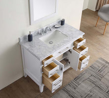 "Danny 42"" Bathroom Vanity White"